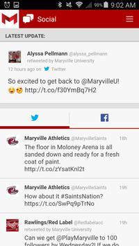 Maryville University screenshot 2