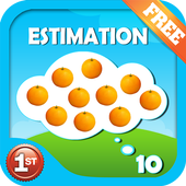 Grade 1 Math: Estimation icon