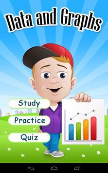 Grade 2 Math: Data & graphs poster