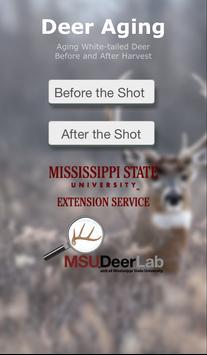 MSUES Deer Aging poster