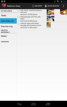 Wellness Diary screenshot 4
