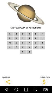 Encyclopedia of Astronomy poster
