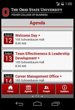 MBA Pre-Term apk screenshot