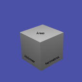 Área, Volumes e Perímetros icon