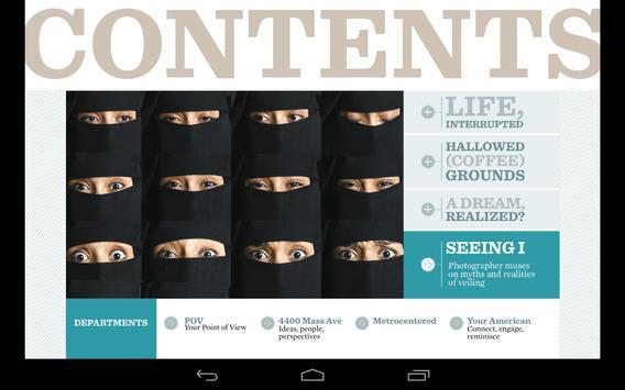 American magazine apk screenshot