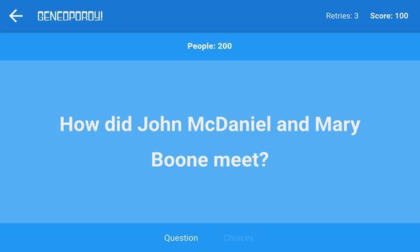 Geneopardy screenshot 4