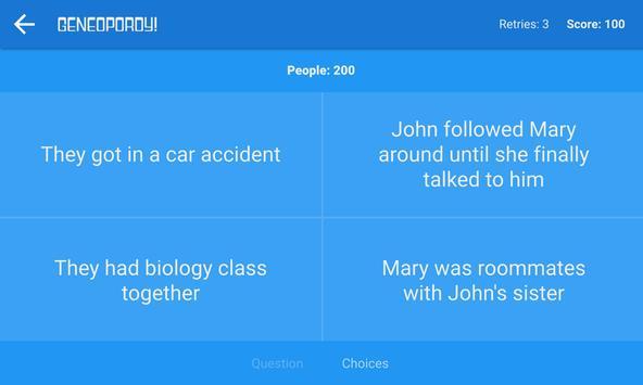 Geneopardy screenshot 5