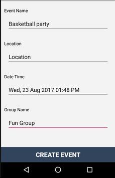 Matchfinder apk screenshot