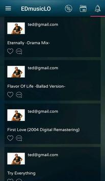 EDmusicLO apk screenshot