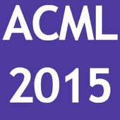 ACML 2015 icon