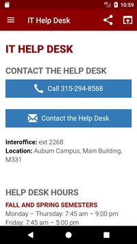 Cayuga Community College screenshot 3