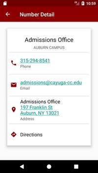 Cayuga Community College screenshot 4