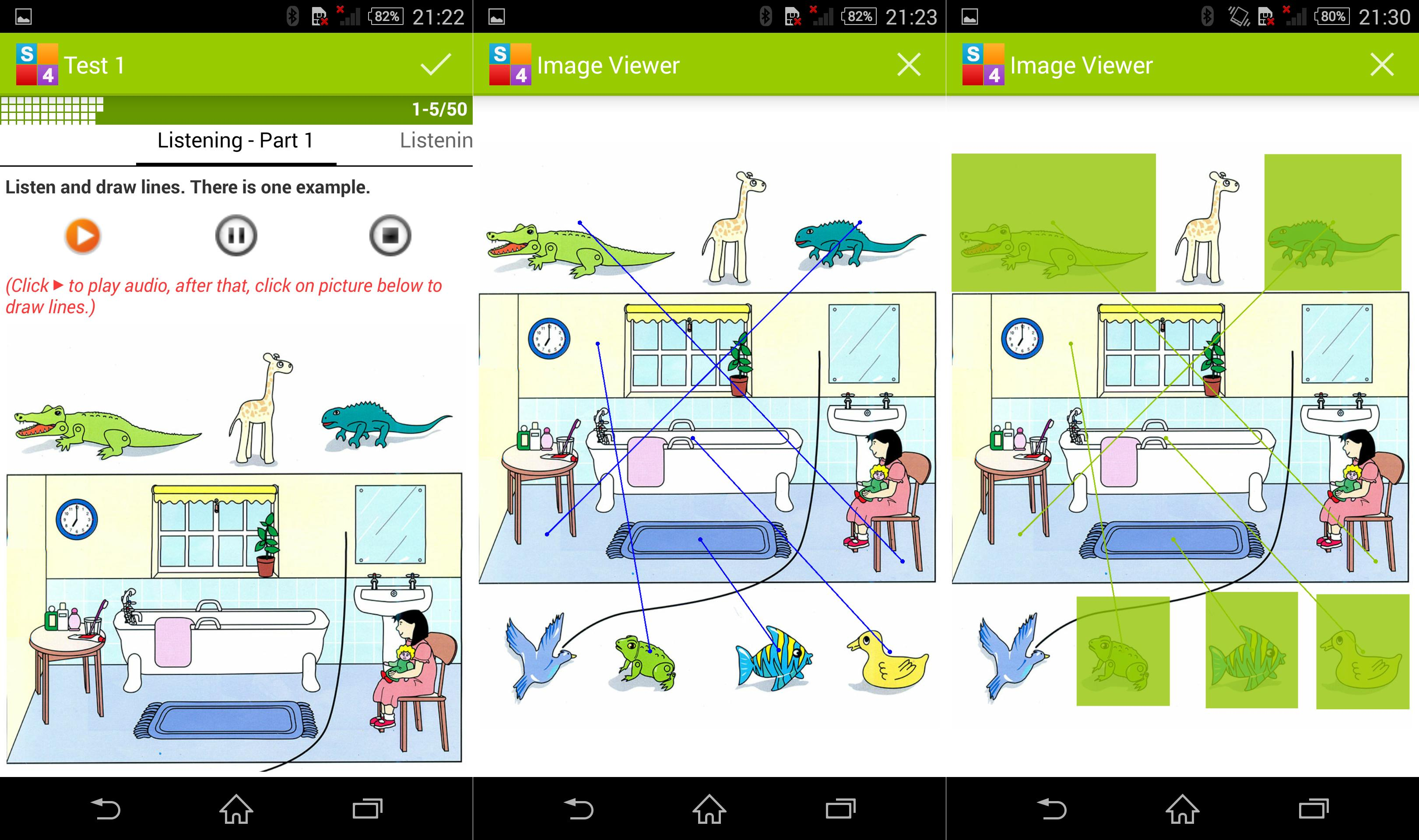Cambridge Starters 4 - YLE S4 for Android - APK Download