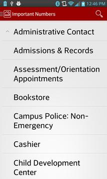 Chaffey College Mobile screenshot 4