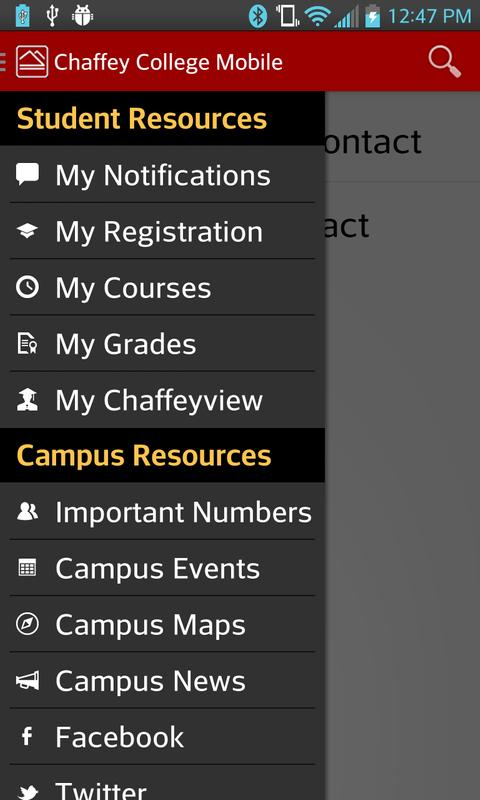 Chaffey College Mobile For Android Apk Download