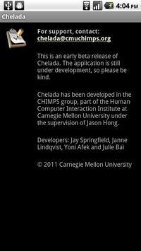 Chelada (beta) screenshot 5
