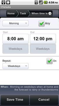 Chelada (beta) screenshot 2