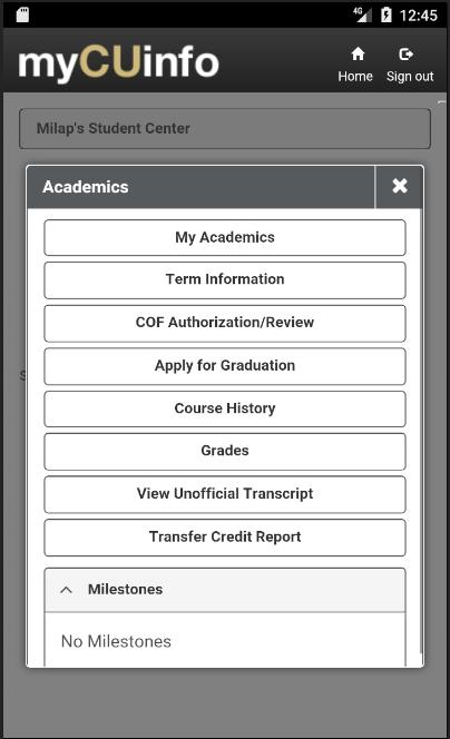 MyCUInfo Apk – Latest Download NOW 2020 3
