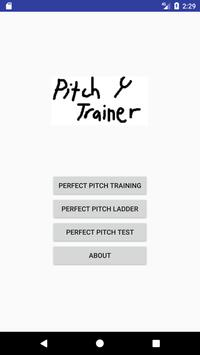 Pitch Trainer poster