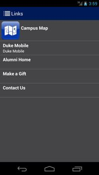 DukeMed Alumni Weekend 2014 apk screenshot