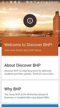 Discover BHP apk screenshot