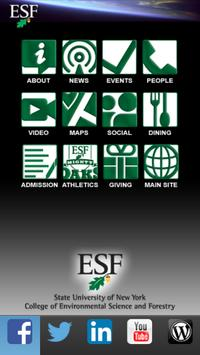 SUNY-ESF poster