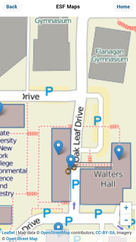 Suny Esf Campus Map.Suny Esf For Android Apk Download