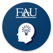 FAU Research Hub icon
