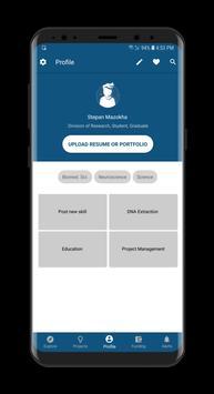 FAU Research Hub screenshot 3