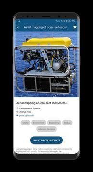 FAU Research Hub screenshot 6