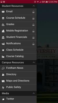 Fordham University Mobile Go apk screenshot