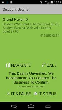 Student Discount Locator screenshot 5