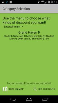 Student Discount Locator screenshot 3