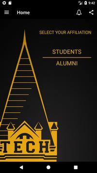 Georgia Tech Alumni poster