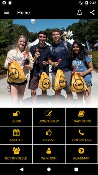 Georgia Tech Alumni screenshot 2