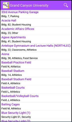 Gcu Campus Map For Android Apk Download