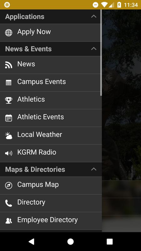 Grambling State University Campus Map.Grambling State Mobile For Android Apk Download
