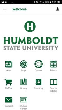 Humboldt State Mobile screenshot 1