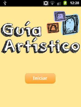 Guía Artístico poster