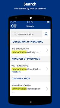 Preceptor Training apk screenshot