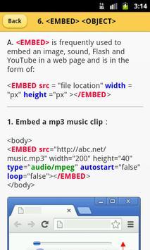 DSE ICT HTML Summary (ENG) apk screenshot