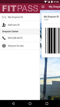 Drayson FitPass screenshot 2