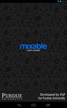 Mixable at Purdue apk screenshot