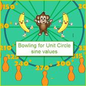Unit Circle Sine Values icon
