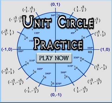 Values on the Unit Circle poster