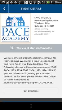 Pace Academy Community App apk screenshot