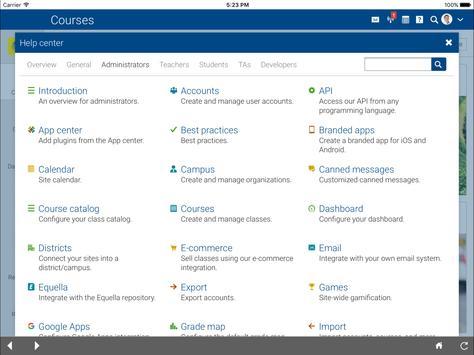 STI eLMS captura de pantalla de la apk