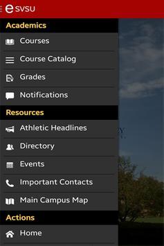 SVSU apk screenshot