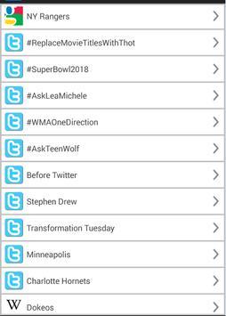 Trendoid screenshot 7