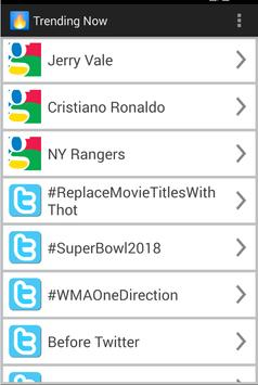 Trendoid screenshot 1